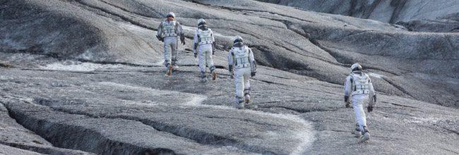 Fotograma de 'Interstellar'