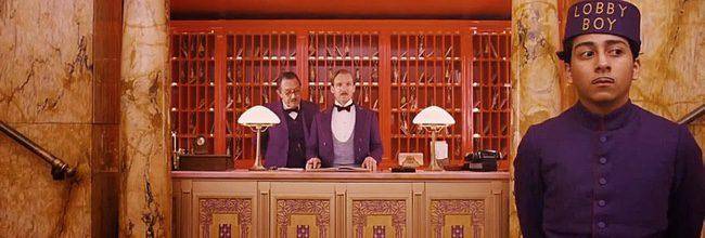 Fotograma de 'El Gran Hotel Budapest'