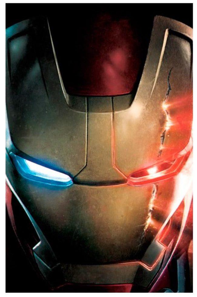Diseño de Iron Man