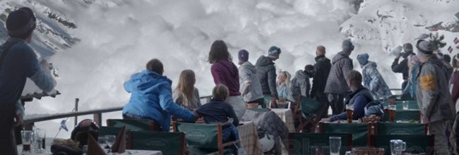 'Fuerza mayor': Intenso slalom emocional