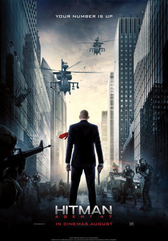 'Hitman - Agente 47'