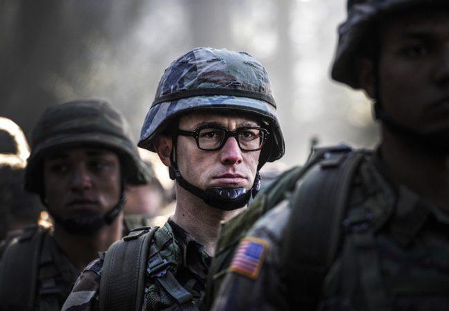 Joseph Gordon-Levitt en 'Snowden'