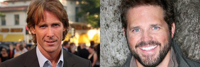 Michael Bay y David Denman