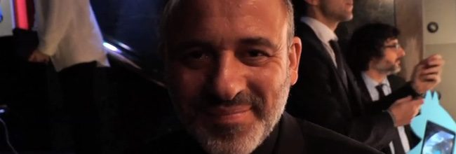 Javier Gutiérrez en los Fotogramas de Plata 2014