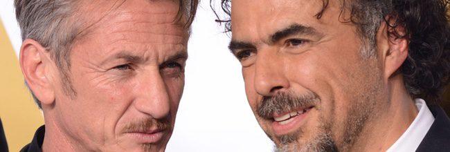 Sean Penn Alejandro González Iñárritu
