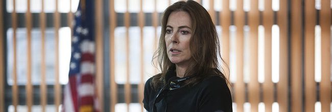 La directora Kathryn Bigelow