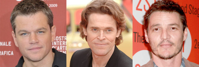 'The Great Wall' confirma su reparto con Matt Damon y Willem Dafoe