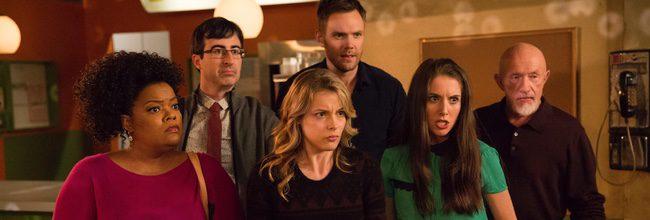El reparto de 'Community' en su quinta temporada