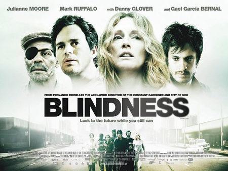 Otro cartel de 'A ciegas'