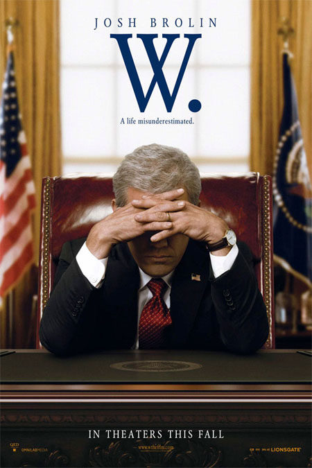 Cuatro nuevos carteles de 'W'