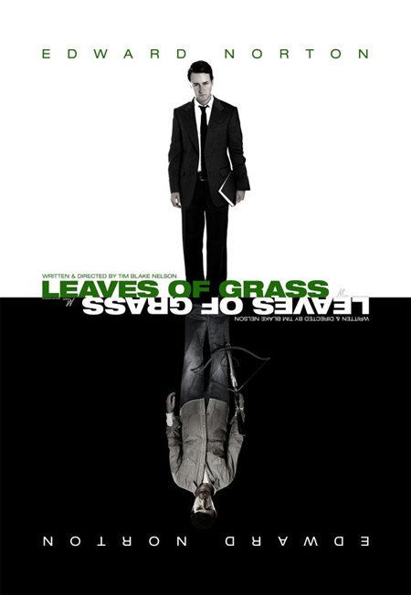 Primer cartel para 'Leaves of grass'