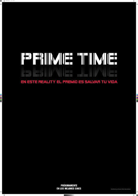 Cartel e imágenes de 'Prime Time'