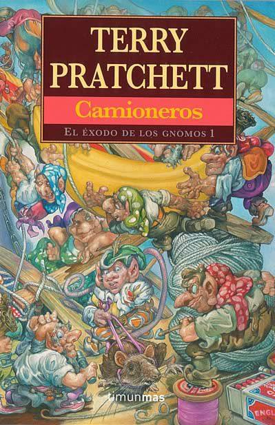 Danny Boyle quiere adaptar 'Camioneros' de Terry Pratchett