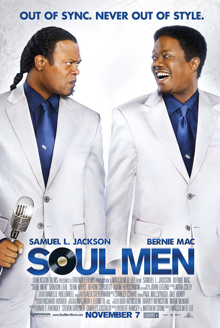 Cartel de 'Soul Men'