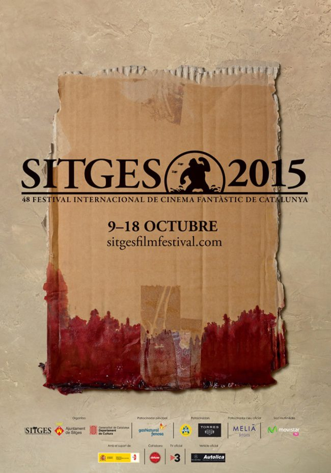 Cartel de la 48ª edición del Festival de Sitges