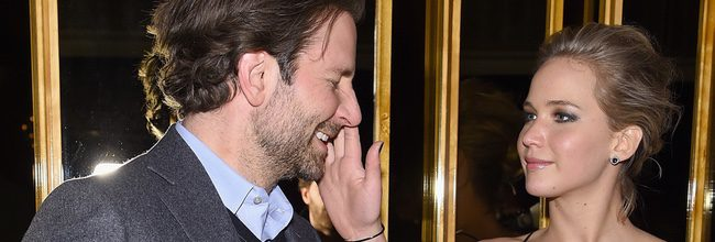 Bradley Cooper y Jennifer Lawrence en la premiere de Serena en Nueva York
