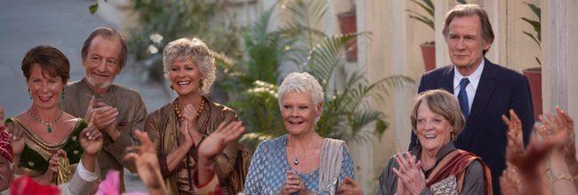 'El nuevo exótico Hotel Marigold