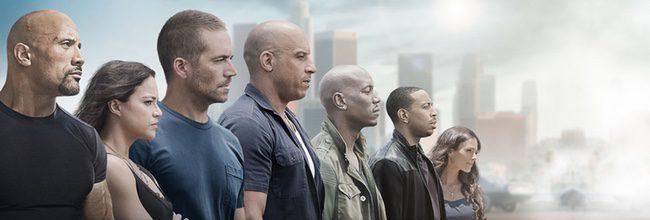 El reparto de 'Fast & Furious 7'