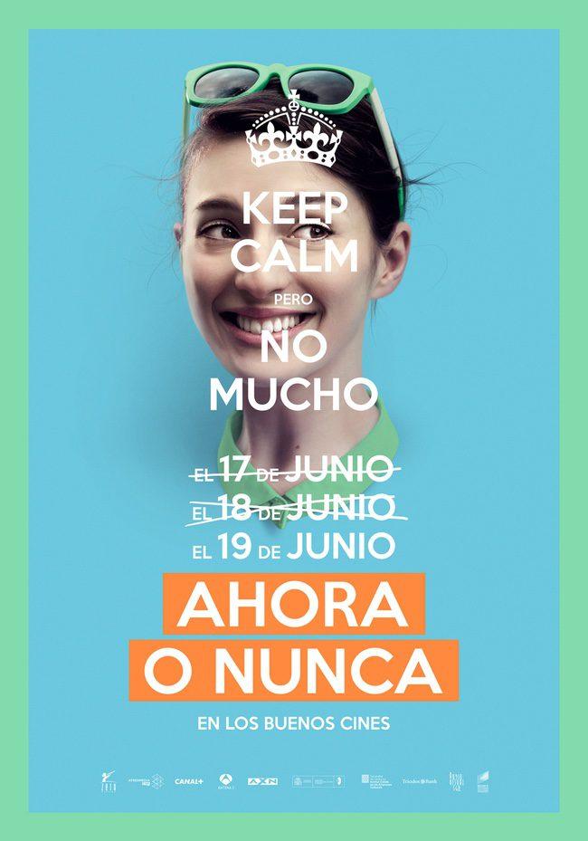 María Valverde en 'Ahora o nunca'