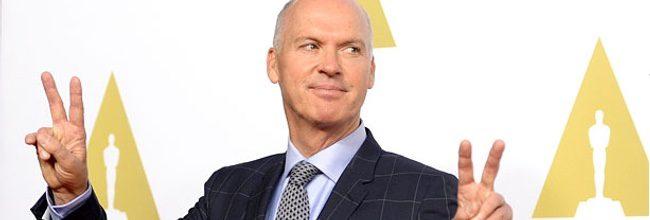 Michael Keaton en los Oscar