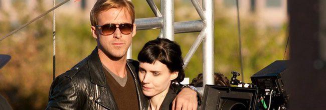 Ryan Gosling y Rooney Mara en el rodaje de 'Knight of Cups'