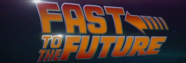 Logo de 'Fast to the Future'