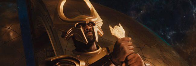 Idris Elba en 'Thor'