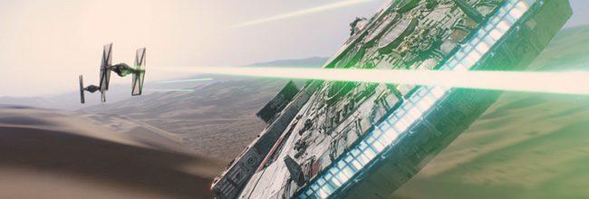 'Star Wars Episodio VII: El Despertar de la Fuerza'