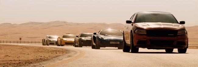 'Fast & Furious 7' bate el récord de preventa de entradas en Estados Unidos