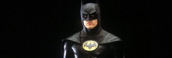 Michael Keaton como Batman