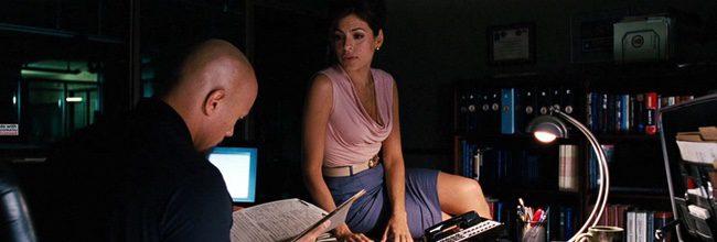 Eva Mendes en 'Fast & Furious 5'