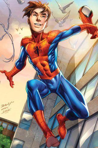 El nuevo Spider-Man estará en el instituto