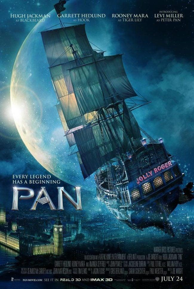 'Pan (Viaje a Nunca Jamás)