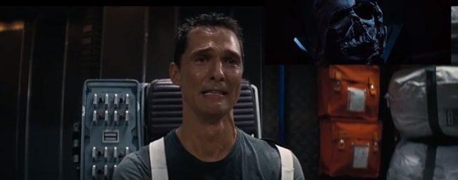 Matthew McConaughey 'Star Wars: El despertar de la fuerza'