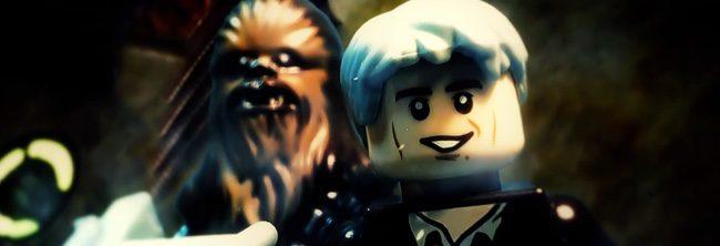 Tráiler de LEGO de 'Star Wars: Episodio VII - El despertar de la fuerza'