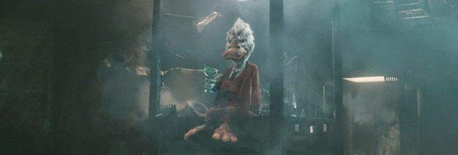 Howard the Duck en 'Guardianes de la galaxia'