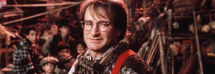 Robin Williams en 'Hook'