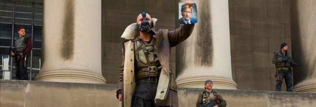 Tom Hardy como Bane