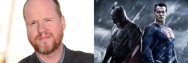 Joss Whedon y 'Batman v Superman: El amanecer de la Justicia'