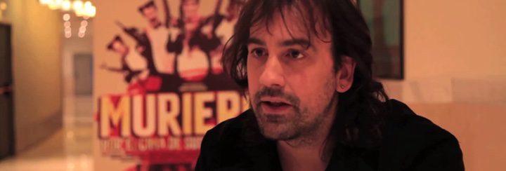 Isaki Lacuesta, director de 'Murieron por encima de sus posibilidades':