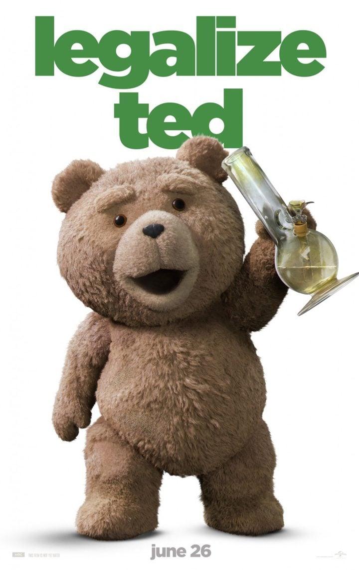 Póster de 'Ted 2'