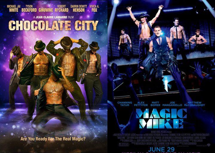 'Chocolate City' - 'Magic Mike'