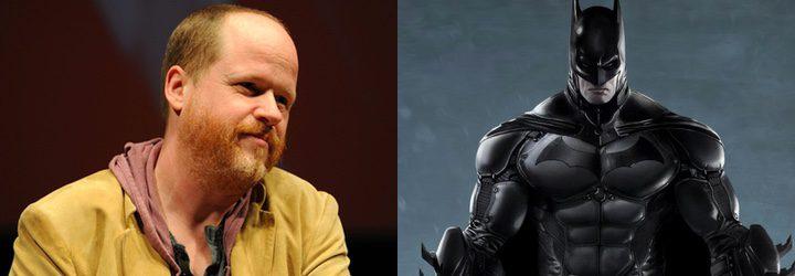Joss Whedon y Batman
