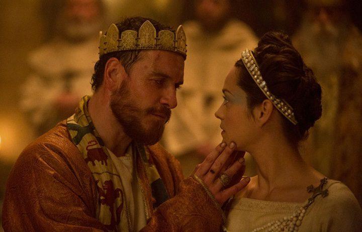 Michael Fassbender y Marion Cotillard en 'Macbeth'
