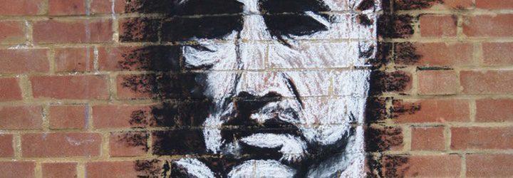 Graffiti de Vito Corleone