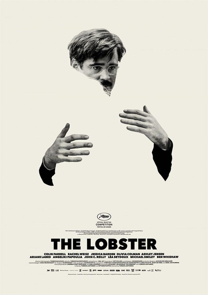 Póster de 'The Lobster'