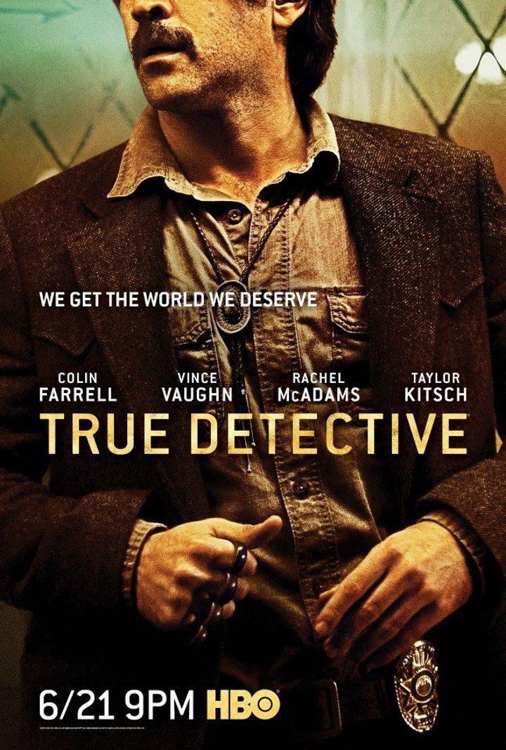 Póster 'True Detective'