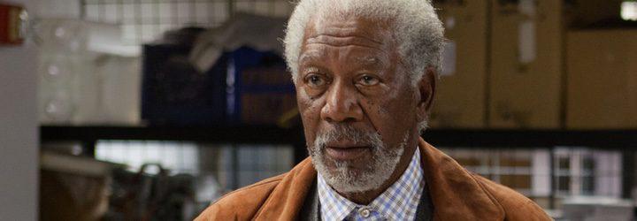 Morgan Freeman pide la legalización de la marihuana con fines terapéuticos