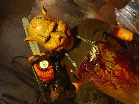 'The butcher', snuff artístico