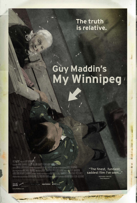 'My winnipeg', docufantasía onírica